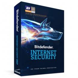 BitDefender Internet Security 2017 3 korisnika, Retail
