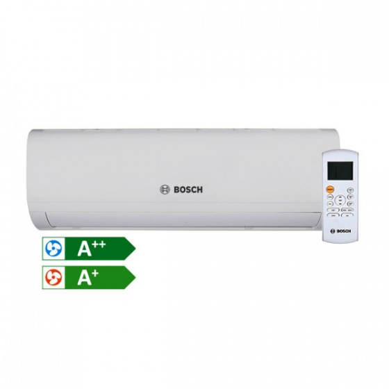 Bosch klima 5000 RAC 2,6 kW 9-ka, Inverter, A++ / A+