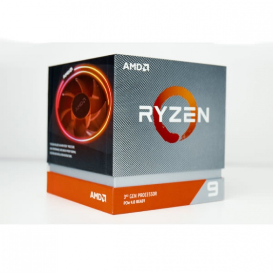 AMD Ryzen9 3900X 3,8 GHz, AM4