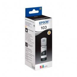 Epson tinta 103 EcoTank Black (C13T00S14A)