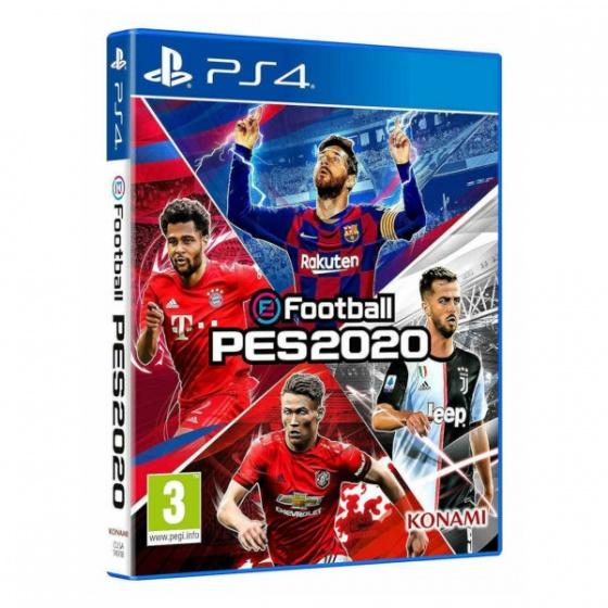 Sony eFootball PES 2020 PS4