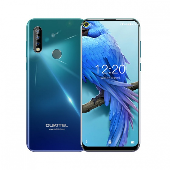 Mobitel Oukitel C17 Pro Blue